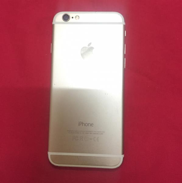 iPhone 6 64gb Network Is Lock  USA Mobile Few Dentis On Body