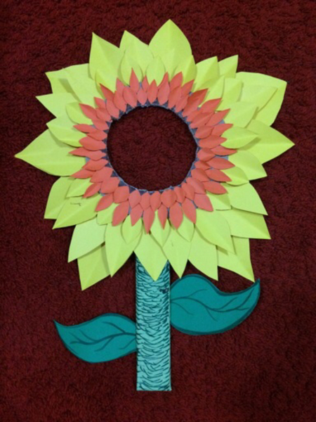 Used Sunflower (handmade) in Dubai, UAE