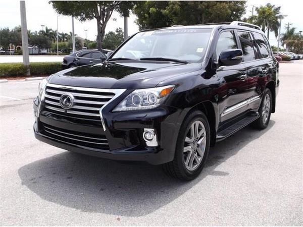 FOR SALE : 2015 LEXUS LX 570 SUV Mileage :  8497 . Full Options, Fuel, Automatic and excellent condition.  Interested Buyer should chat on  Whatsapp : +32465223527  BBM PIN : 5EFACF79  Very clean, low mileage. No accident record and No fault.  Contact Email :  daemsrabi@hotmail.com