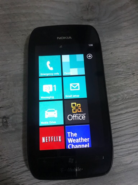 Used Nokia 710 in Dubai, UAE