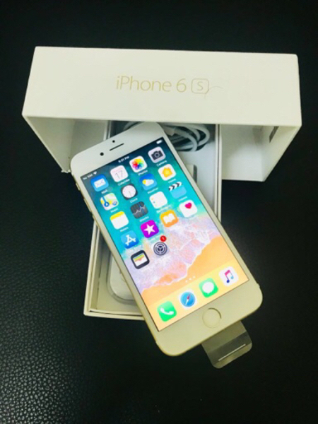 Used IPHONE 6S 64 Gb Gold-Space Gray 1200  in Dubai, UAE