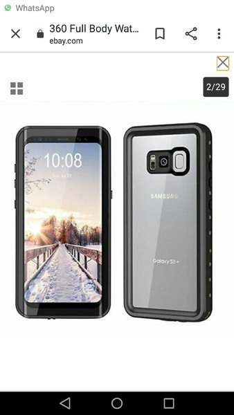Used New Case Samsung galaxy note 9, 360 in Dubai, UAE
