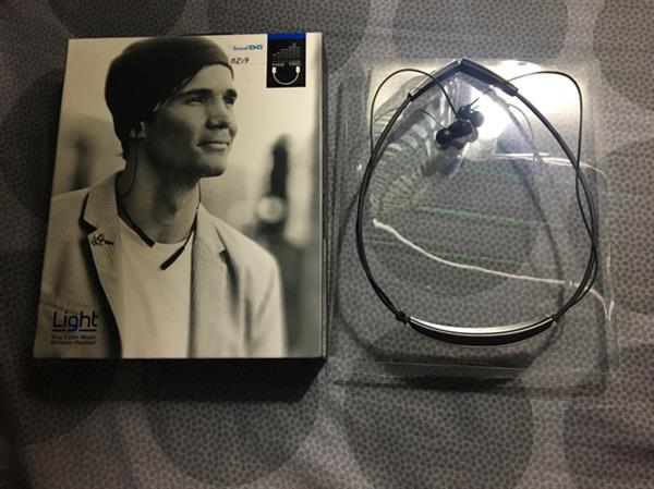 Bluetooth Headset. Used But In Good Condition