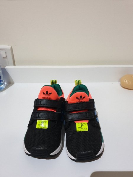 Used Adidas kids size 20 new in Dubai, UAE
