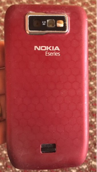Used Nokia E 63 working well in Dubai, UAE