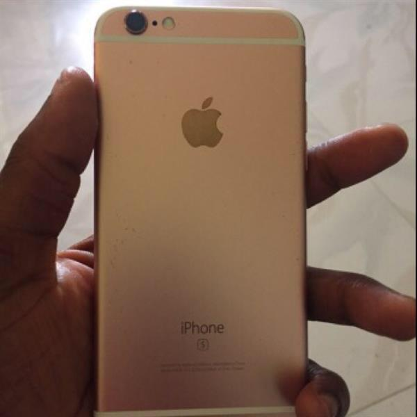 Used I Phone 6s 64gb Gold Fresh Conditions With All Accessories  in Dubai, UAE
