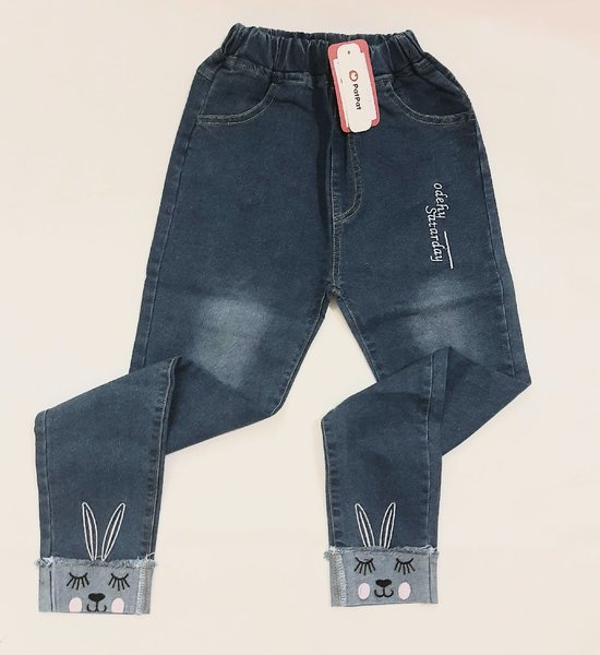 Used Brand New -Jeans Pant for Girls in Dubai, UAE