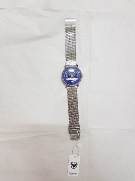 Used Jamshed  silver shell belt watche in Dubai, UAE