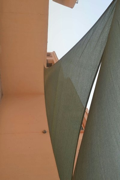 Used Coolaroo shade sail in Dubai, UAE