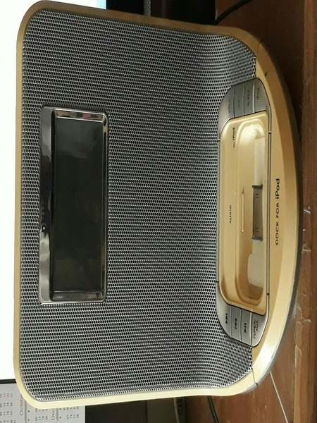 Ipod Dock With Radio And AUX OPTION AND WOOFER