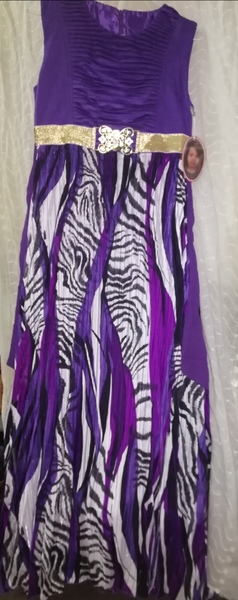 Used NADA collection long gown brand new.... in Dubai, UAE