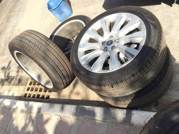 Tires And Rims Range Rover 2013