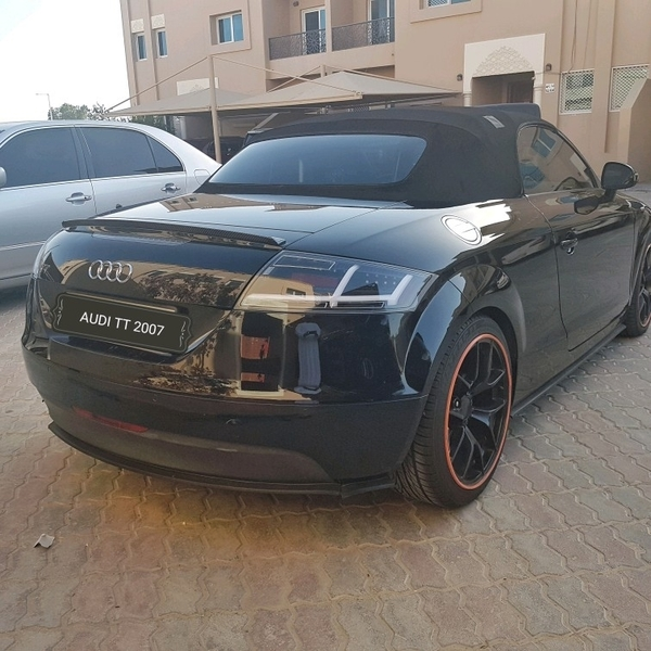 Used AUDI TT ROADSTER in Dubai, UAE