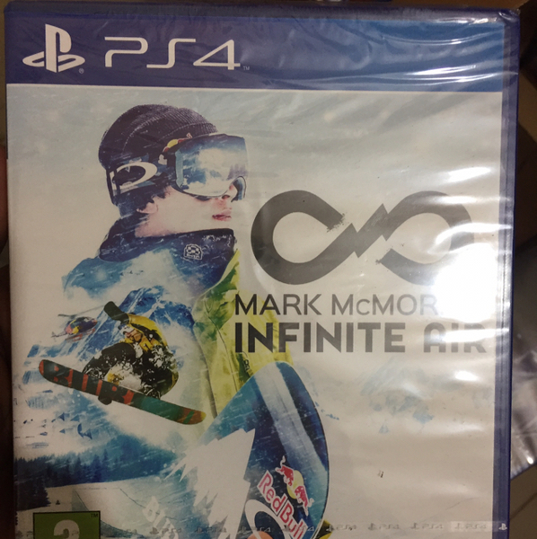 Used PS4 Cassette Marc Mcmor Infinite Air in Dubai, UAE