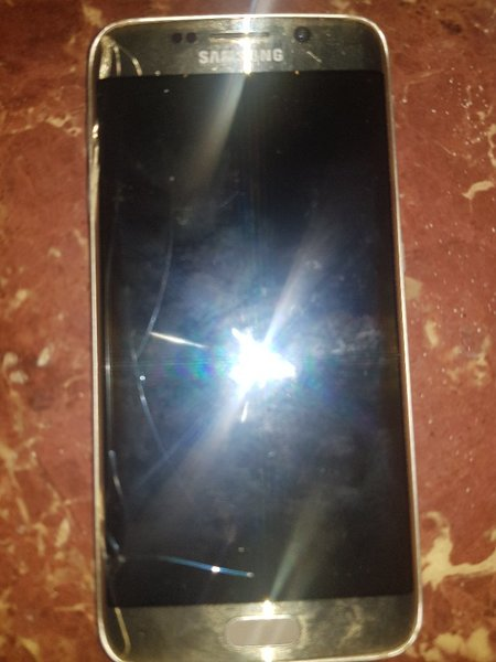 Used S6 edge in Dubai, UAE