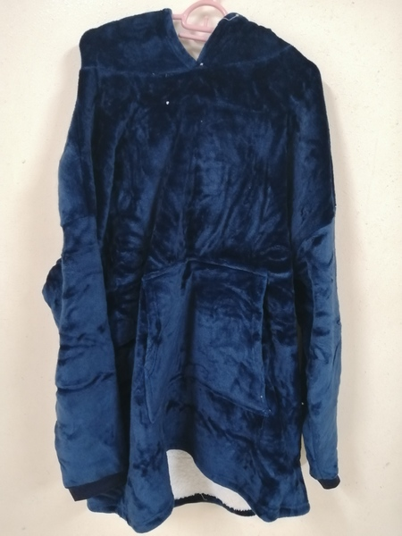 Used Huggle Hoodie Blue One size Fits All in Dubai, UAE