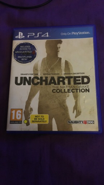 Used Uncharted (The Nathan Drake Collection ) in Dubai, UAE