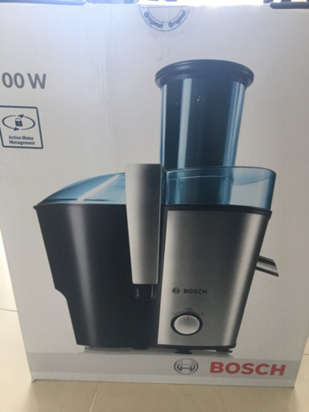 Used BRAND NEW Bosch Juice Extractor  in Dubai, UAE