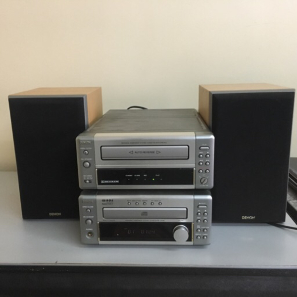 Used Classic Denon CD, Cassette, Audio in Dubai, UAE