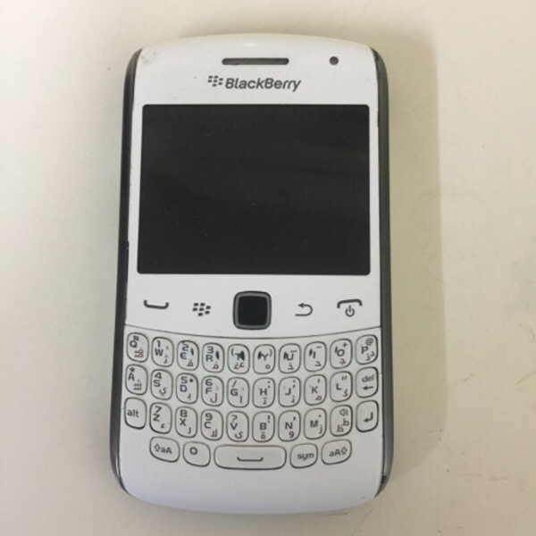 Used Blackberry curve 9360  in Dubai, UAE