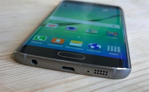 Used Samsung S6 Edge # 32 Gb # 3 Gb Ram # With Box And Charger  in Dubai, UAE