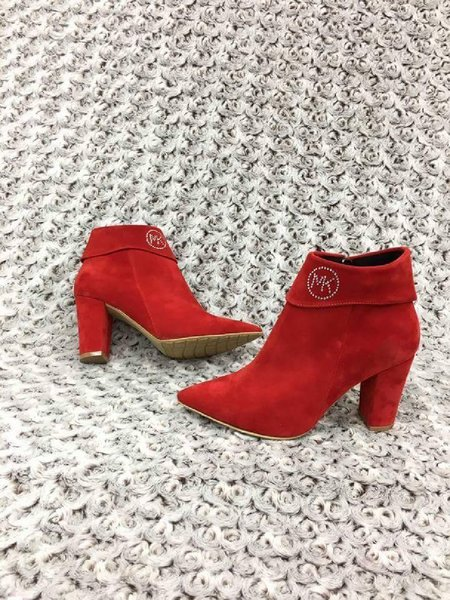 Used MK RED BOOTS in Dubai, UAE