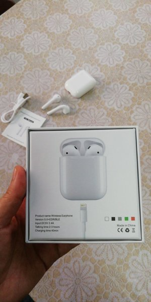 Used New i12 true wireless support airpods in Dubai, UAE