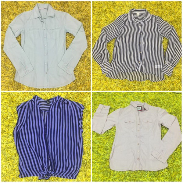 Used BUNDLE OFFER OFFICE BLOUSES  in Dubai, UAE