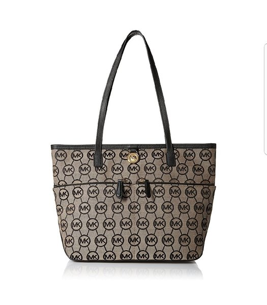 Used Michael kors Kempton medium pocket tote in Dubai, UAE