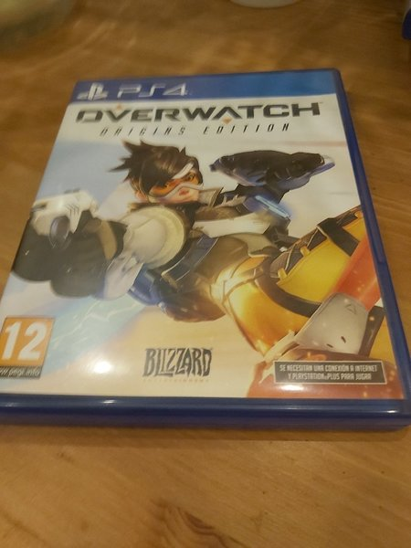 Used Overwatch for the ps4 in Dubai, UAE