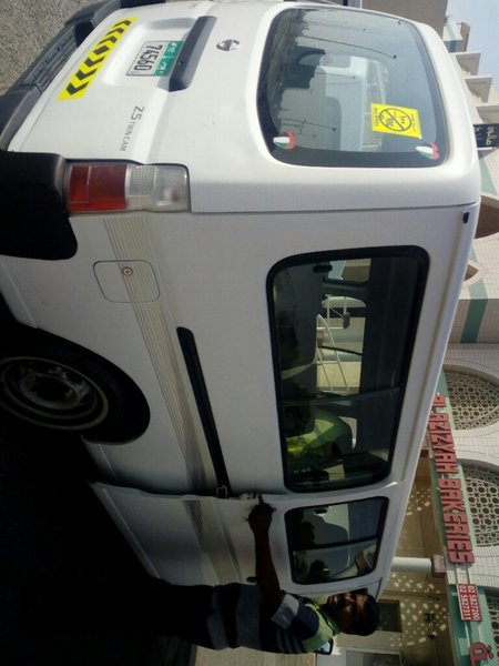 Used 13 seter van in Dubai, UAE