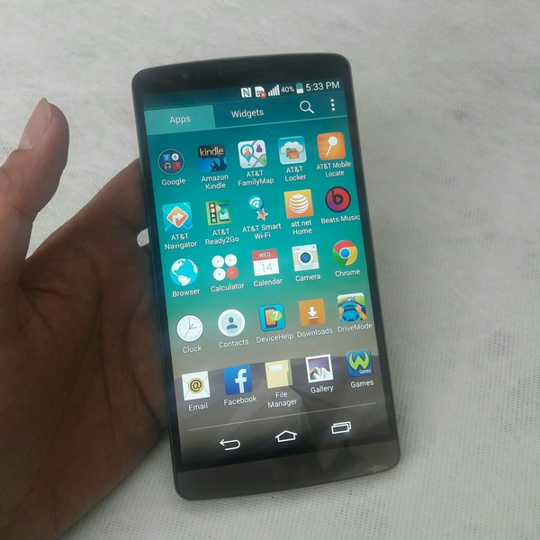 Used 32Gb LG G3 (Used Mobile) in Dubai, UAE