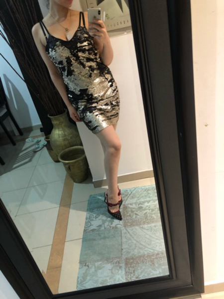 Used New party dress in Dubai, UAE