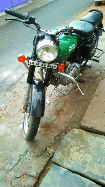 Used I want to sell my Royal Enfield in Dubai, UAE