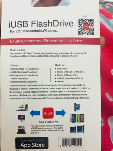 Used IUSB FlashDrive in Dubai, UAE