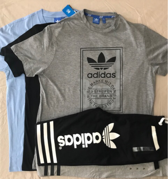 Used 2BS0167 Adidas Shirts & Pants in Dubai, UAE