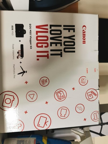 Used Canon M50 in Dubai, UAE