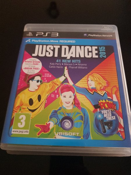 Used Just dance 2015 for PS3 in Dubai, UAE