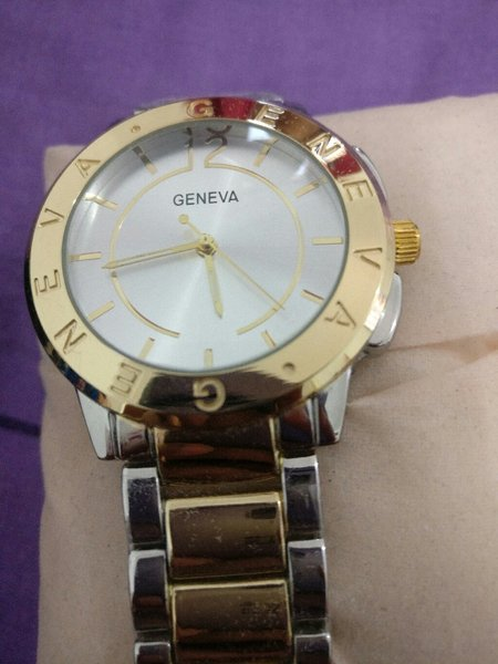 Used GENEVA Watch in Dubai, UAE