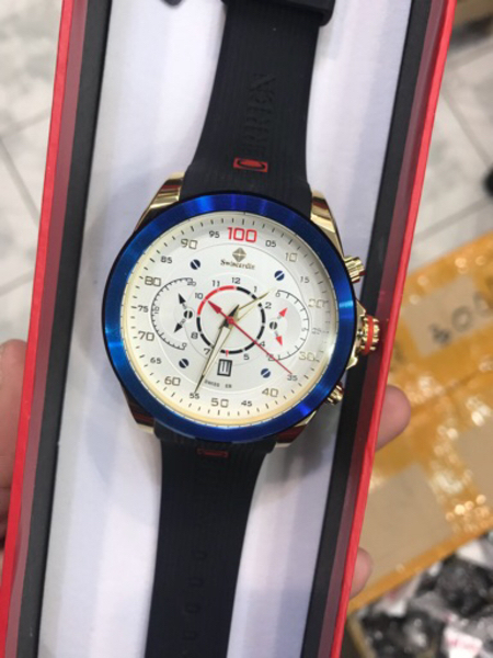 Used Swiscardin watch for men in Dubai, UAE