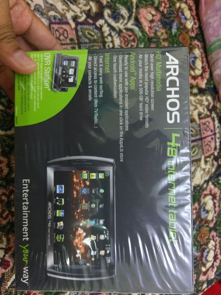 Used Branded 500 GB multimedia player in Dubai, UAE