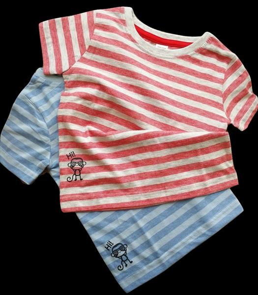 Used 2 Brand NEW Tshirts With Tags. Available in Dubai, UAE