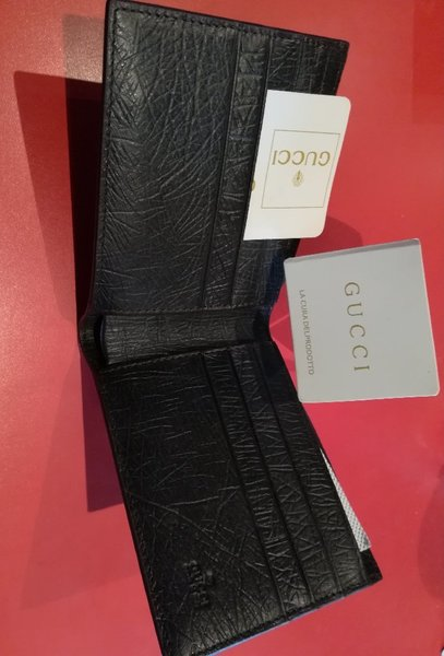 Used Gucci Men's Wallet Brown Coated Canvas in Dubai, UAE