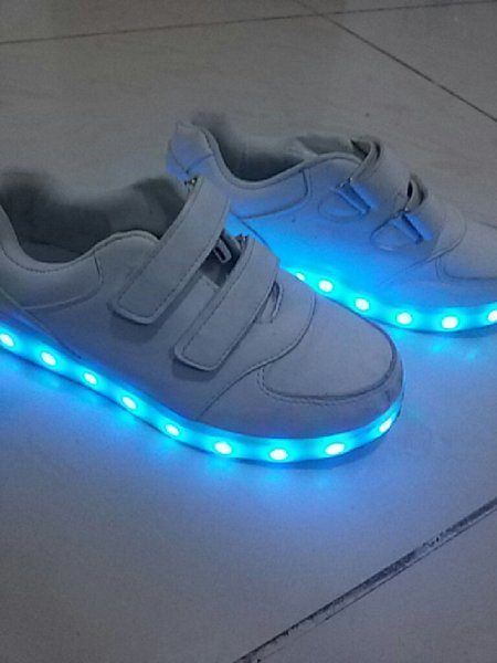 LED light shoes size F35
