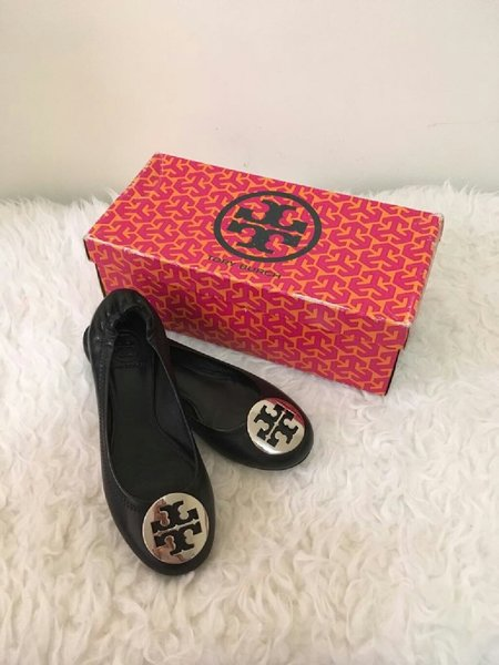 Used AUTHENTIC BRAND NEW TORY BURCH SHOES in Dubai, UAE