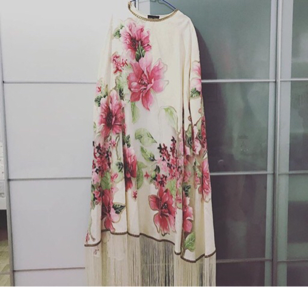 Used A beautiful dress new free size in Dubai, UAE