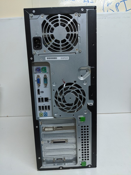 Used BRANDED HP I5 DESKTOP WITH GRAPHIC in Dubai, UAE