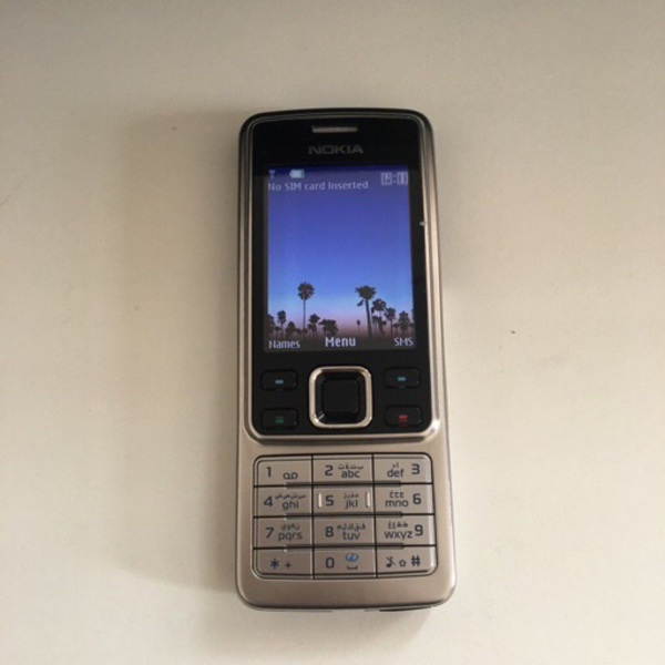 Nokia feature phone in good condition