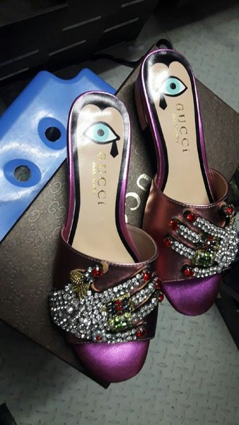 Used Gucci Designer Flats in Dubai, UAE