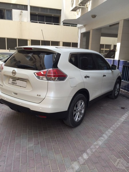 Used X trail 2015 model for sale in Dubai, UAE